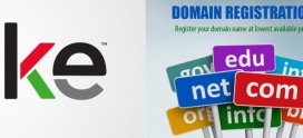 What is required for domain registration?