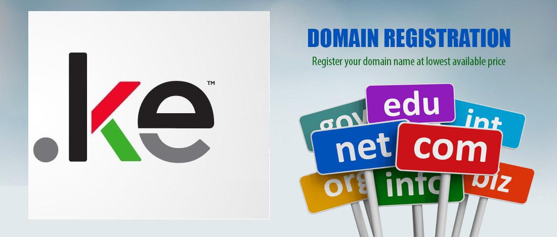 domain registration in kenya